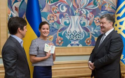 У Росії прокоментували отримання українського паспорта Марією Гайдар