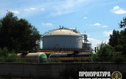 Суд відправив на 10 років у в'язницю агента ФСБ, який хотів підірвати резервуари з аміаком на Луганщині