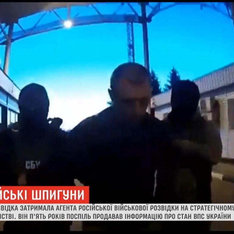 У Запоріжжі на стратегічному авіазаводі затримано агента ГРУ РФ, який здав росіянам секрети