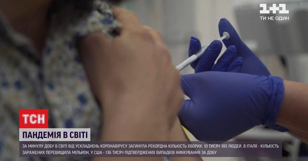 Для завершения пандемии необходимо вакцинировать около 70% населения планеты - подсчеты ВОЗ