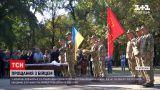 Новини України: у Запоріжжі прощаються з бійцем, який загинув на Донбасі цими вихідними