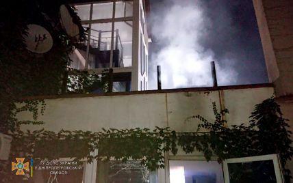 В Кривом Роге загорелся дом престарелых: фото, видео