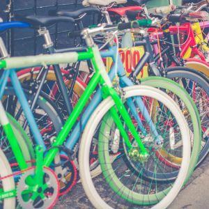 Киев пережил велодень: в центре катались пять тысяч велосипедистов