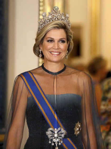 Королева Максима / © Associated Press