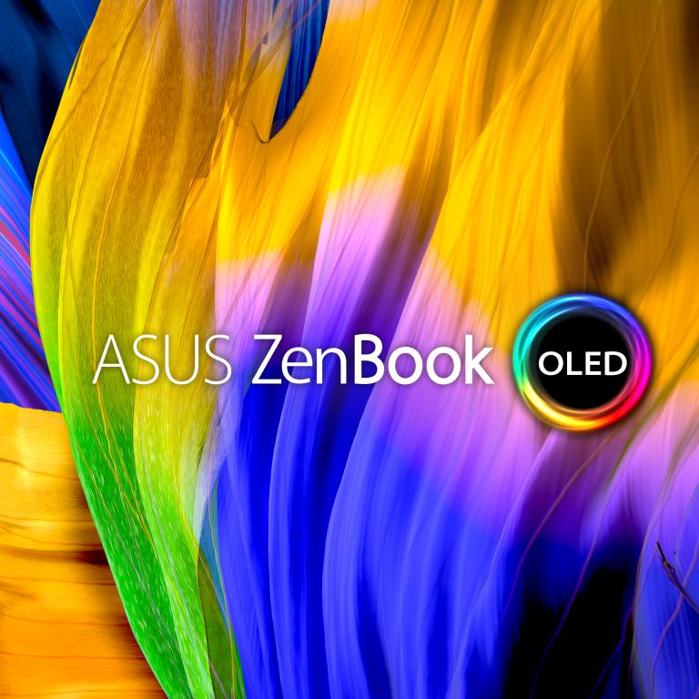 5 причин вибрати ноутбук з OLED-екраном від ASUS