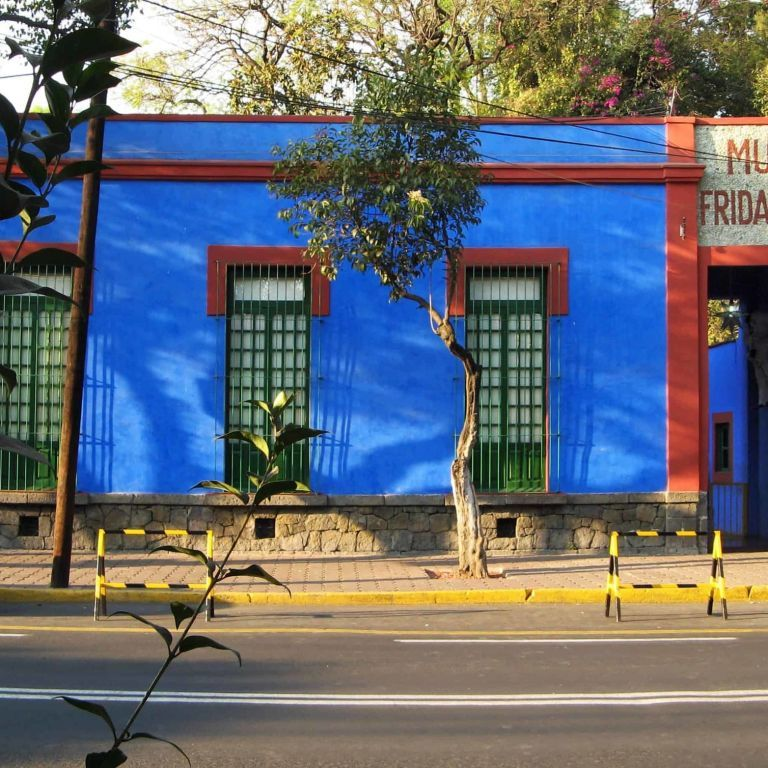 """У Мехіко у знаменитому """"Блакитному будинку"""" створили віртуальну виставку"""
