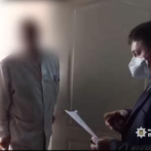 Под Киевом руководство психоневрологических интернатов подпольно сбывало вакцину от коронавируса: видео