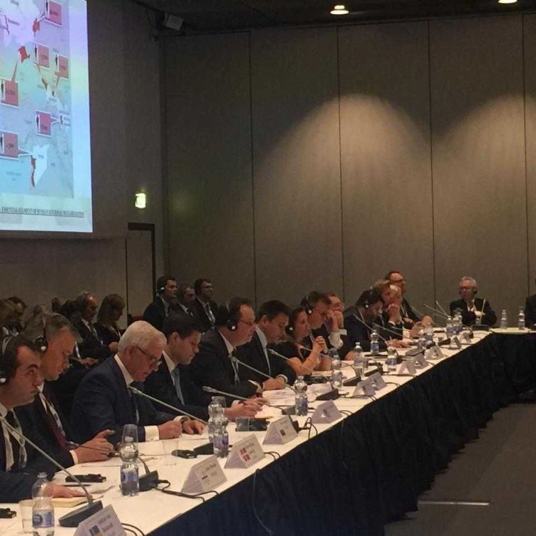 Украина представила в ОБСЕ доказательства милитаризации Крыма и прямой вооруженной агрессии России