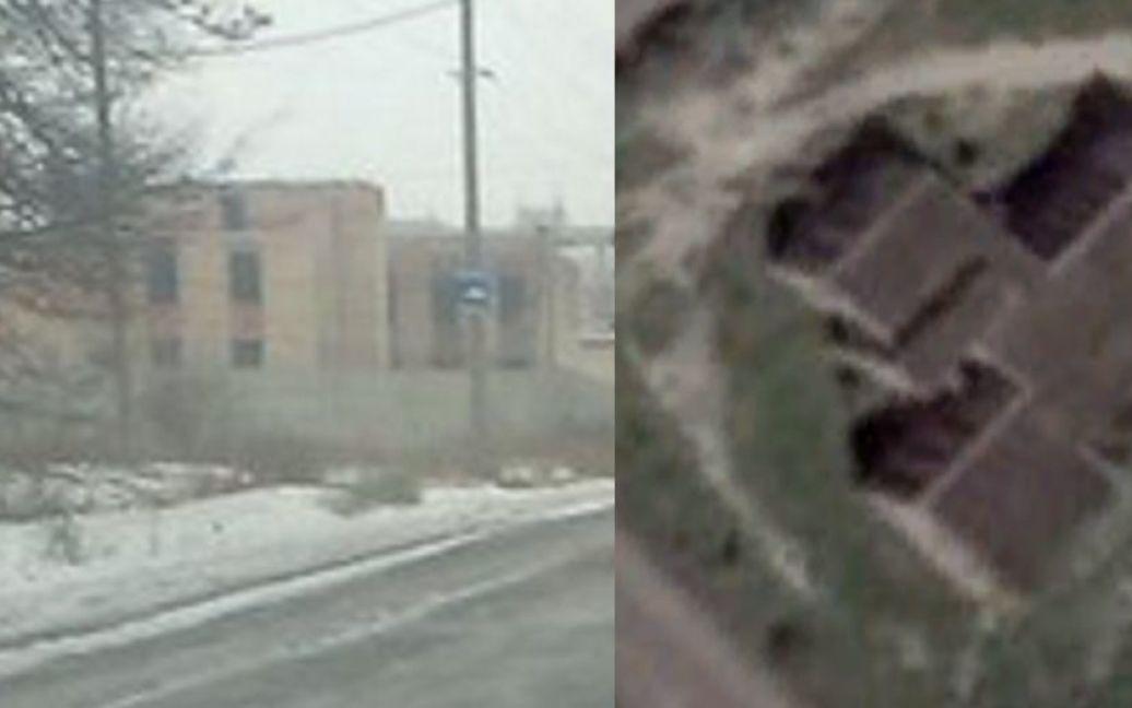 """Доказательства того, что """"Панцирь"""" колесил по Макеевке / © bellingcat.com"""