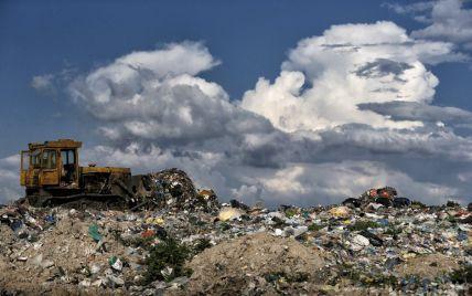 На сміттєзвалищі під Києвом перестали приймати відходи: СБУ проводить слідчі дії