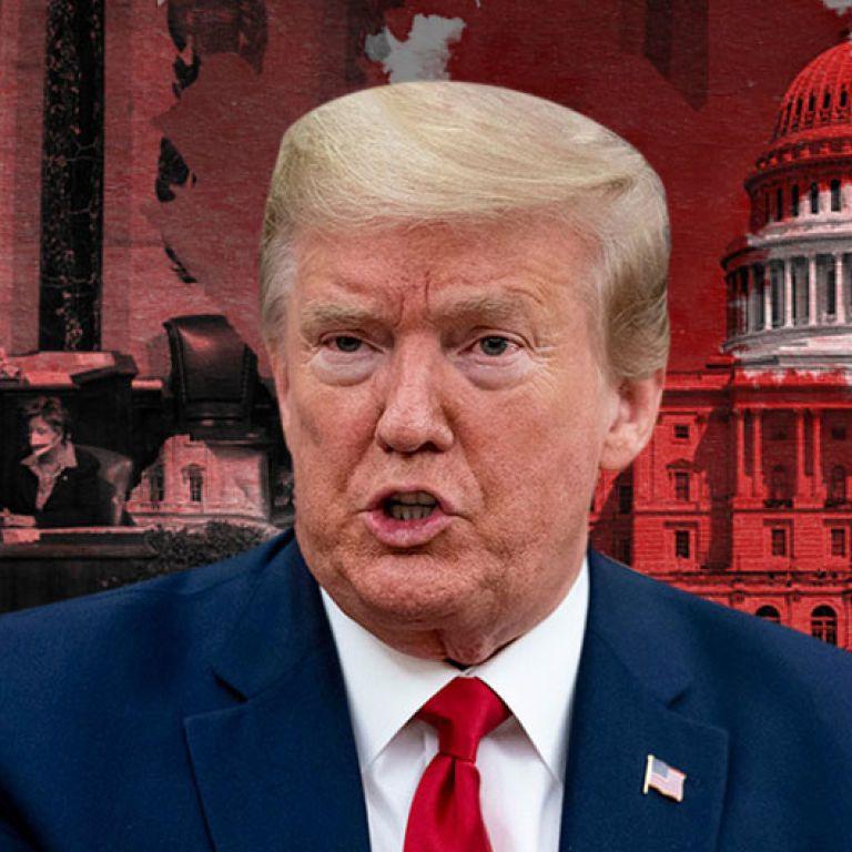 Другий імпічмент Трампу: демократи не зможуть заборонити йому балотуватися у 2024 році