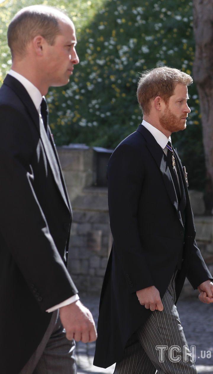Принц Уильям и принц Гарри / © Associated Press