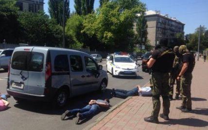 Аваков раскрыл детали операции с задержанием и стрельбой в центре Киева
