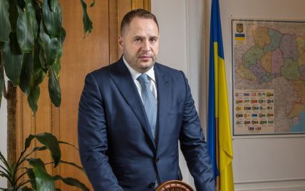 Від Москви до Вашингтона: що казав Єрмак про Донбас, Росію, США та роботу на Зеленського