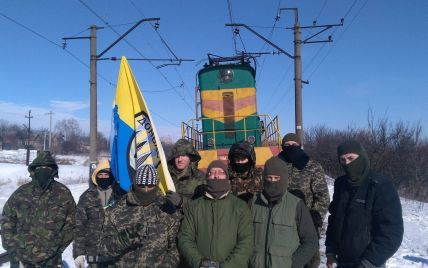 Штаб блокади Донбасу виходить із переговорного процесу із Гройсманом