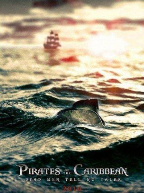 """""""Пираты Карибского моря: Мертвецы не рассказывают сказки"""" / ©"""