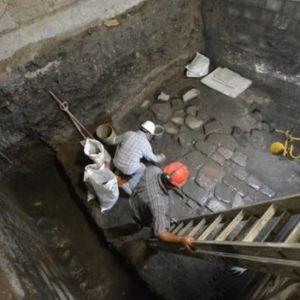 У Мехіко натрапили на залишки ацтекського палацу під час ремонтних робіт