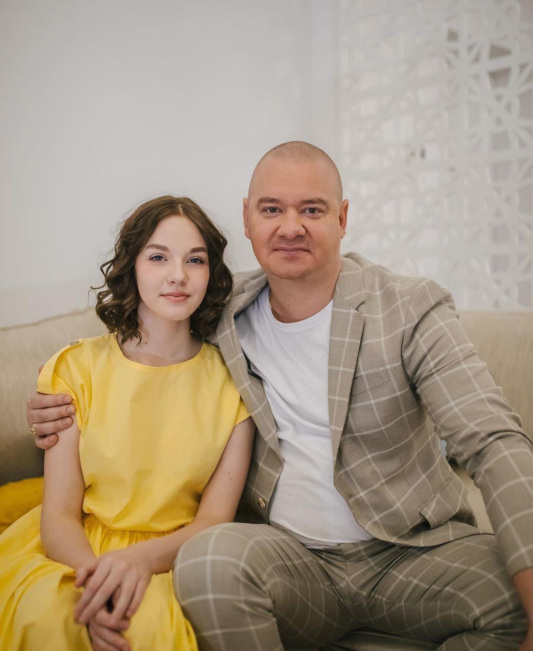 Євген Кошовий з Варварою / © instagram.com/yalta_k