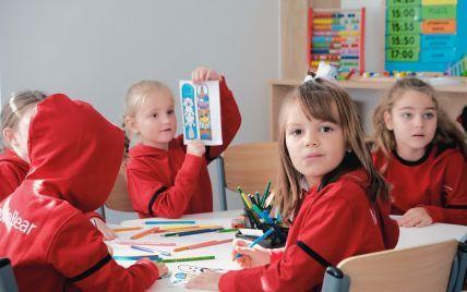 Світова мережа канадських двомовних шкіл Maple Bear Global Schools: У Києві відкрито перший заклад
