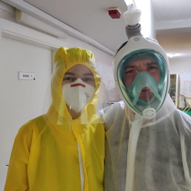 В Одесі не вистачає лікарів для роботи з інфікованими коронавірусом: реєструють рекордні госпіталізації