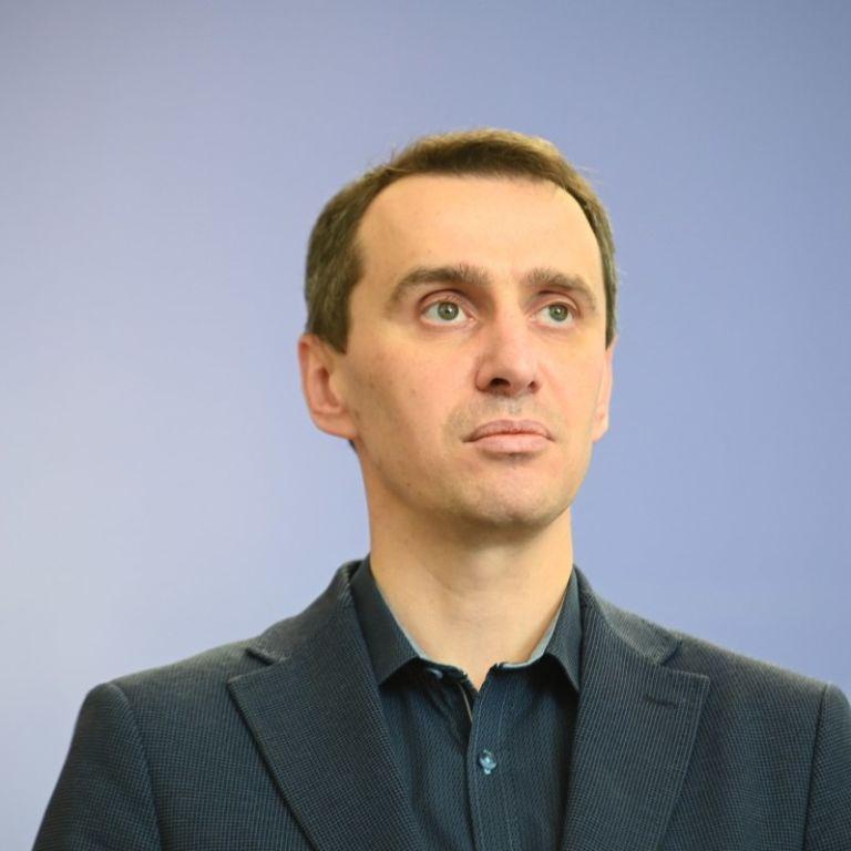 Віктор Ляшко розповів, хто в Україні вирішуватиме щодо першочерговості вакцинації громадян