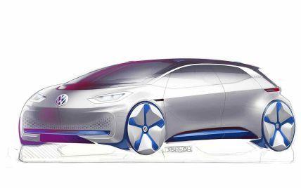 Volkswagen показал дизайн новой электрической модели