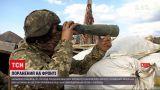 Новини з фронту: ворог, крім Красногорівки, обстріляв позиції військових біля Трьохізбенки