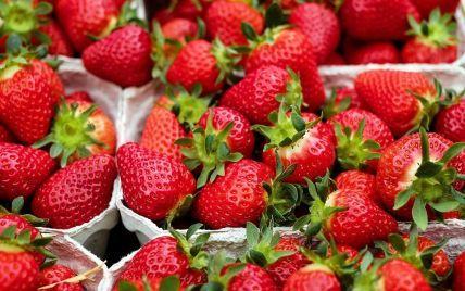 В Украине начался сезон клубники: какова стоимость первых ягод