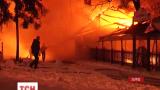 У Харкові поруч із головною ялинкою вибухнув ресторан