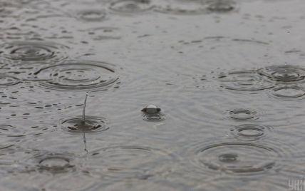 До України йдуть дощі: прогноз погоди на п'ятницю, 17 вересня