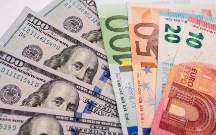 Курс долара і євро на 28 липня