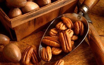 Орех пекан заменит витамины: польза и пищевые качества