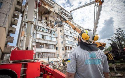 Під завалами будинку в Києві загинула сім'я залізничника: що відомо
