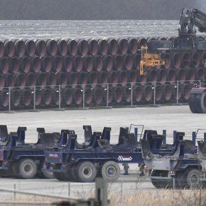 """""""Северный поток-2"""": какие последствия будет иметь для Украины завершение проекта"""