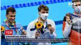 Новости Украины: ровненец Михаил Романчук в плавании вольным стилем завоевал первое серебро