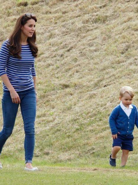 Герцогиня Кэтрин и принц Георг / © Getty Images