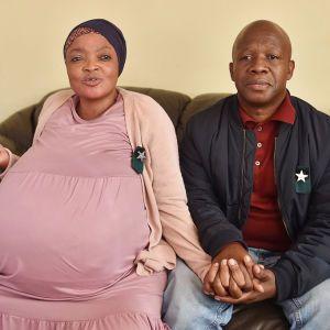 У Південній Африці жінку, яка народила одразу 10 дітей, звинуватили в містифікації