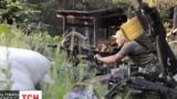 Генштаб разрешил использовать артиллерию на Донецком направлении
