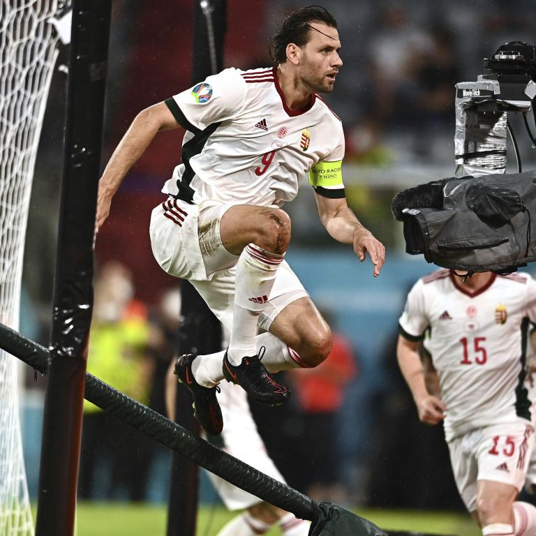 """""""Мы - гладиаторы"""": венгерский футболист вызвал восхищение мощной речью перед матчем Евро-2020"""