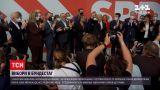 Новости мира: по предварительным данным, в выборах в Германии лидирует Социал-демократическая партия