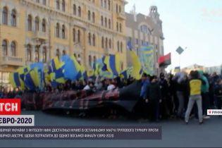 Новости мира: россиян возмутила сама известная из украинских фанатских кричалок