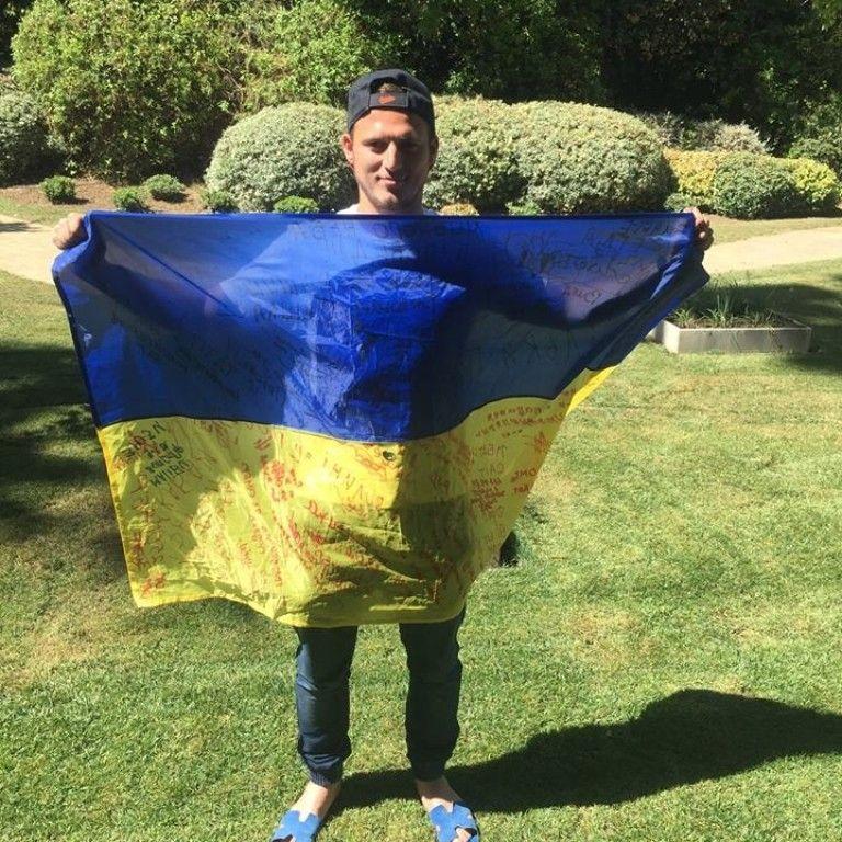 Українського футболіста Зозулю назвали в Іспанії нацистом