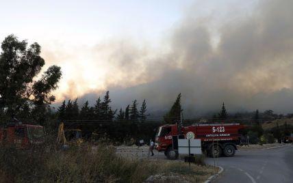 Лісові пожежі в Туреччини: чи є серед постраждалих українці