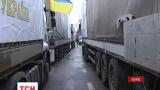 Гуманітарна допомога для мешканців Донбасу вирушили сьогодні вранці з Харкова