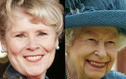 """Звезда """"Гарри Поттера"""" - новая королева: Имельда Стонтон на первом фото в образе Елизаветы II"""