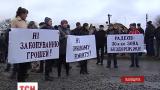 Бездоріжжя змусило на кілька годин перекрити рух на ділянці дороги Львів-Радехів-Луцьк
