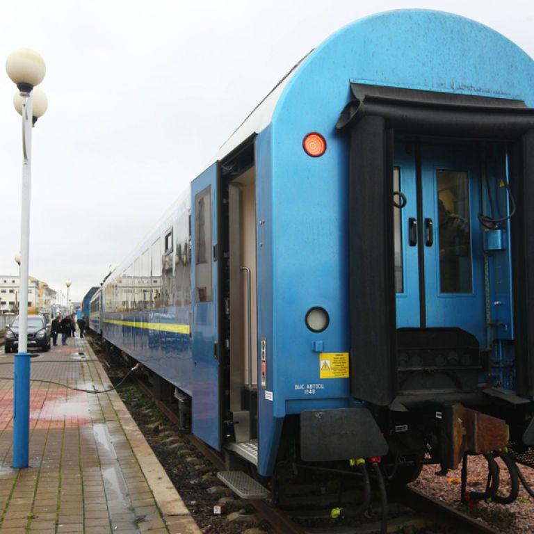 """Более 16 часов простоя в холоде и без еды. Новый вагон """"Киев-Вена"""" сломался посреди дороги"""