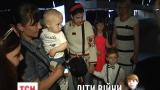 Герои спецпроекта «Дети войны» увидели работу телеканала 1+1