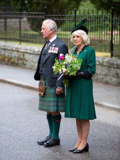 Герцогиня Корнуольська і принц Чарльз / © Getty Images