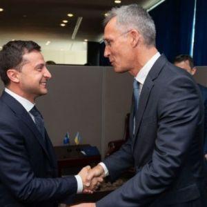 Накануне саммита НАТО Зеленский и Столтенберг провели телефонный разговор